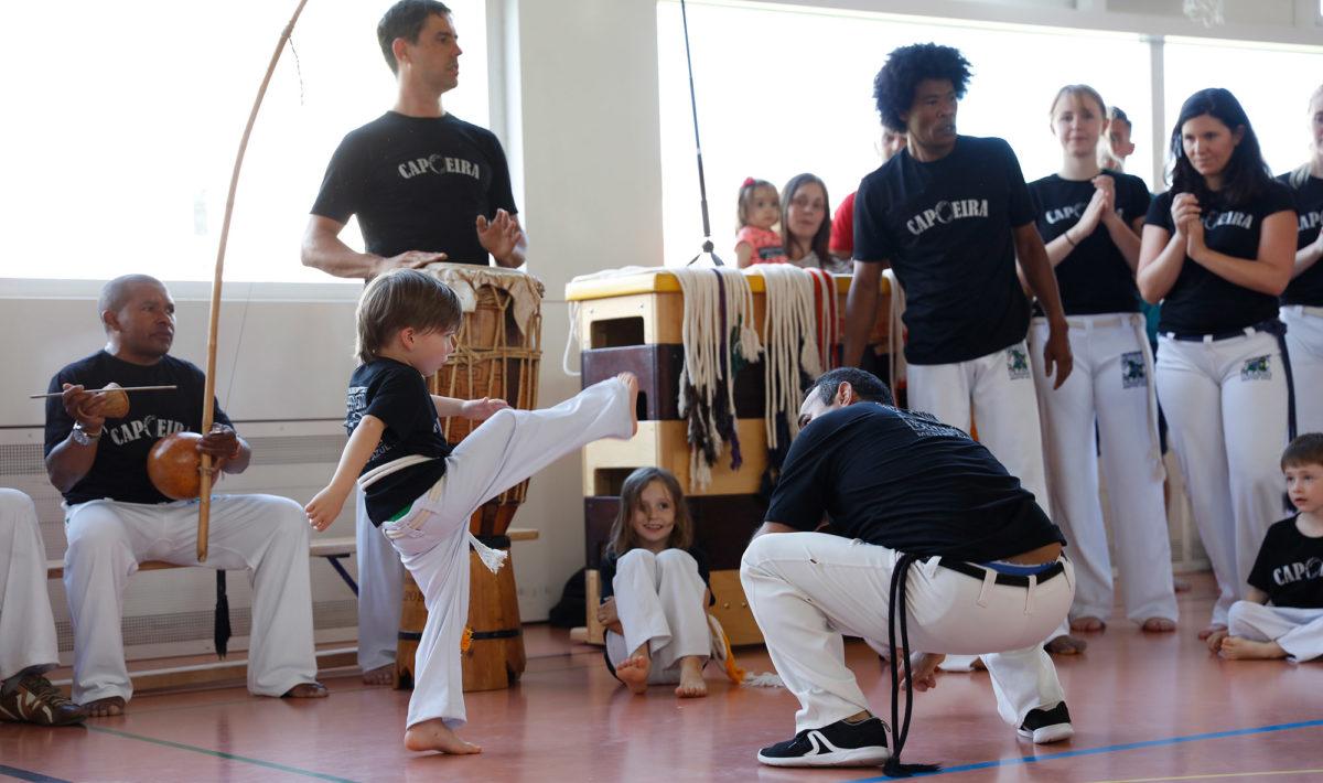 Centre de Capoeira Brasil Energia